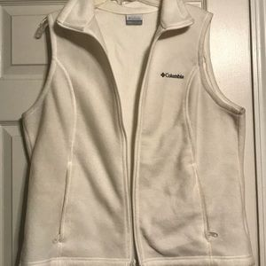 Fleece Colombia vest